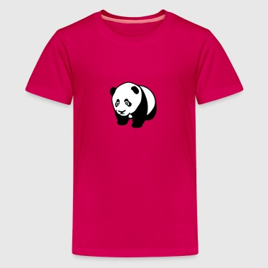 Panda cute - Kids' Premium T-Shirt