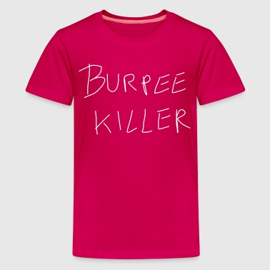 Burpee Killer Crossfit Kids - Kids' Premium T-Shirt