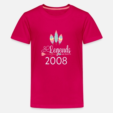 2008 Legends Are Born in 2008 - Kids' Premium T-Shirt
