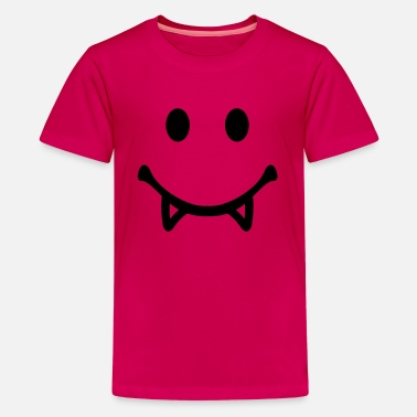 Vampire Smiley Vampire - Kids' Premium T-Shirt