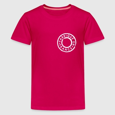 Fabrique en France - Made in France - Kids' Premium T-Shirt