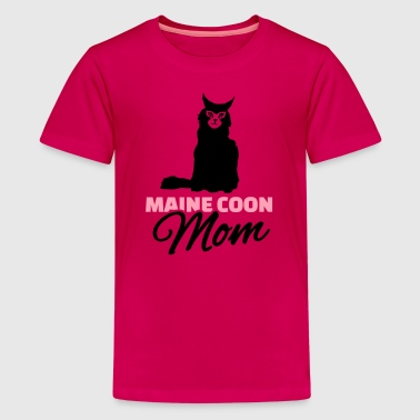 Maine coon - Kids' Premium T-Shirt