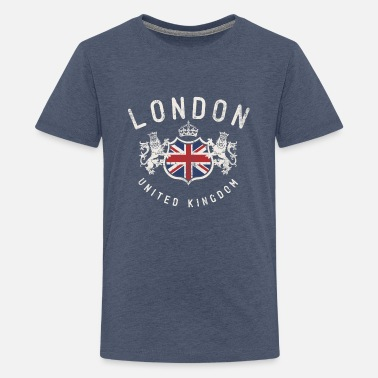 London London Great Britain - Kids' Premium T-Shirt