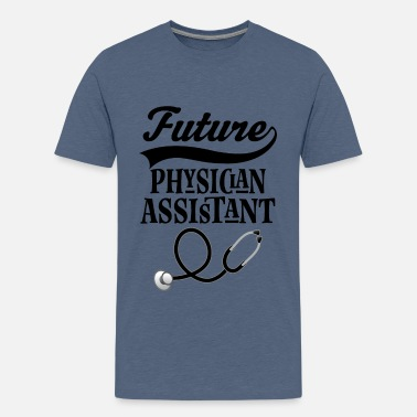 Stethoscope Kids Future Physician Assistant - Kids' Premium T-Shirt