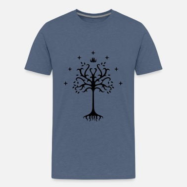 Tree of Gondor - Kids' Premium T-Shirt