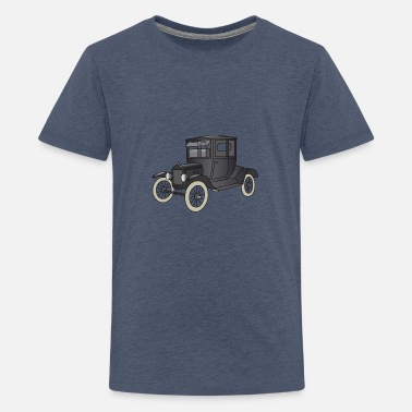 "Sold Oldtimer Ford model T ""Tin Lizzie"" - Kids' Premium T-Shirt"