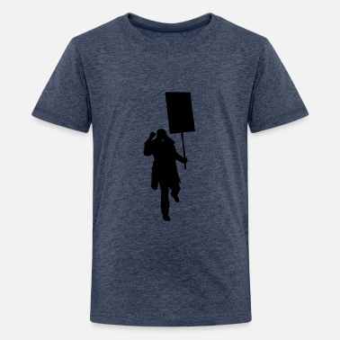 Protestant protest - Kids' Premium T-Shirt