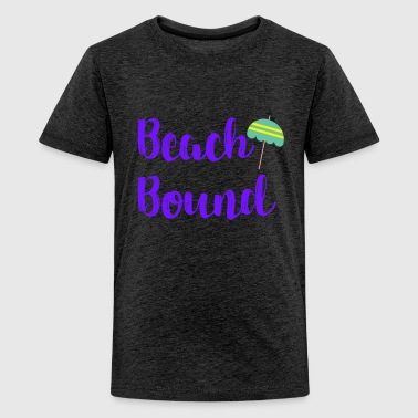 Sea Shore Beach Bound Summer Beach Lovers Outdoor Vacation - Kids' Premium T-Shirt