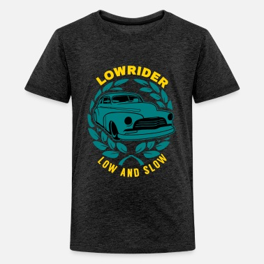 Easter Lowrider Low And Slow Geschenk - Kids' Premium T-Shirt