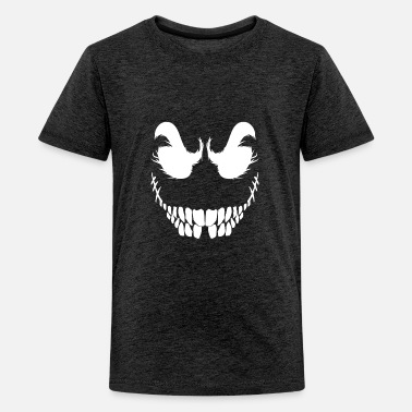 Halloween party night scary costume gift - Kids' Premium T-Shirt