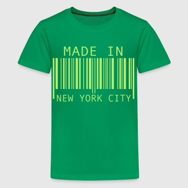 Made in New York City - Kids' Premium T-Shirt