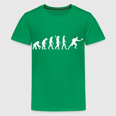 Evolution Table tennis - Kids' Premium T-Shirt
