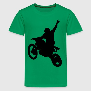 Dirt Bike - Kids' Premium T-Shirt