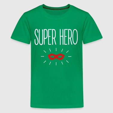 Super Hero - Kids' Premium T-Shirt