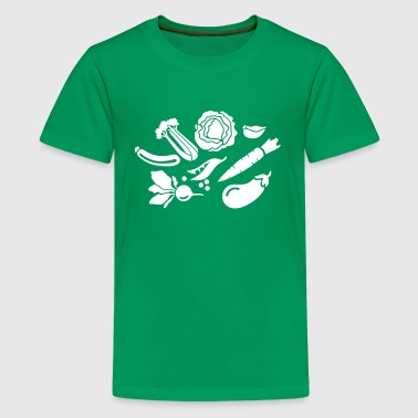 Vegetables - Kids' Premium T-Shirt