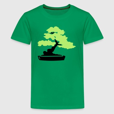 Bonsai Tree - Kids' Premium T-Shirt