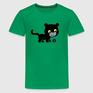 Panther Jungle Cat - Kids' Premium T-Shirt