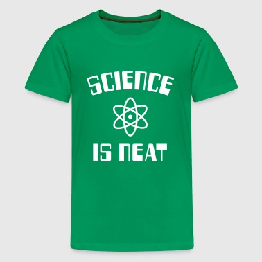 Science is Neat - Kids' Premium T-Shirt