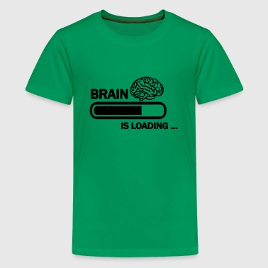 Brain loading - Kids' Premium T-Shirt