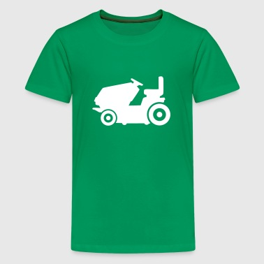 Lawn mower - Kids' Premium T-Shirt