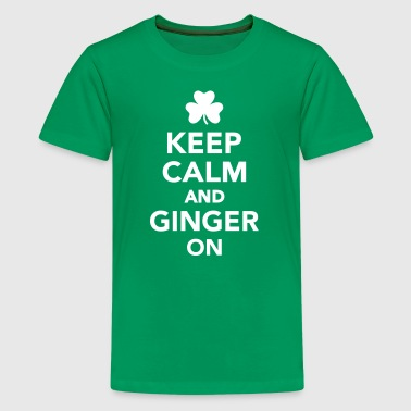 Ginger - Kids' Premium T-Shirt