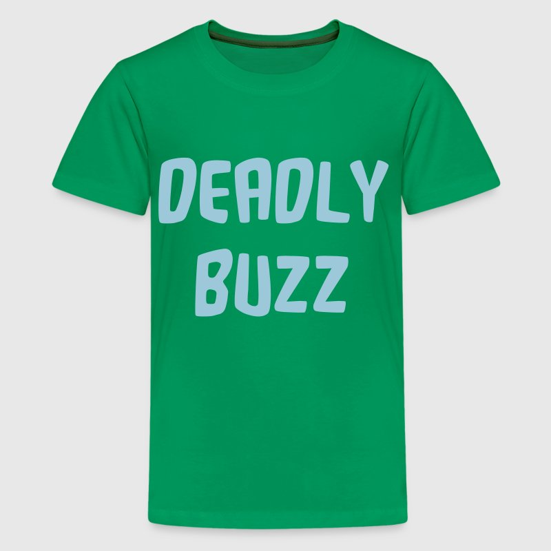 Deadly Buzz - Irish Slang - Kids' Premium T-Shirt