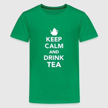 Tea - Kids' Premium T-Shirt