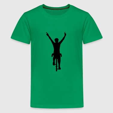 Cyclist - Kids' Premium T-Shirt