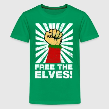 Free The Elves - Kids' Premium T-Shirt