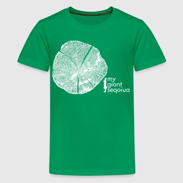 My Giant Sequoia - Light - Kids' Premium T-Shirt
