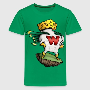 THE AMAZING WISCONSIN-MAN - Kids' Premium T-Shirt