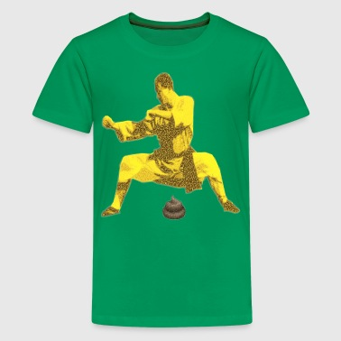 Shitty Kung Fu - Kids' Premium T-Shirt