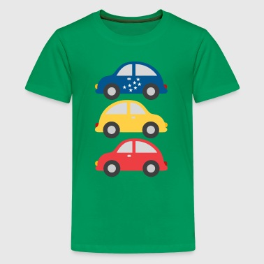 Kids' Bull City Cars Premium Tee - Kids' Premium T-Shirt