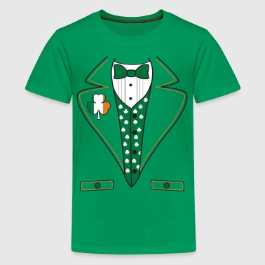 Irish Leprechaun Costume T-Shirt - Kids' Premium T-Shirt