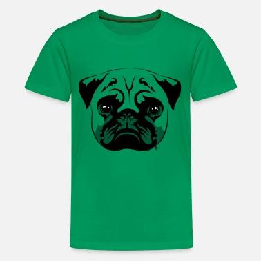6b902706dcc6 Shop Pug T-Shirts online | Spreadshirt