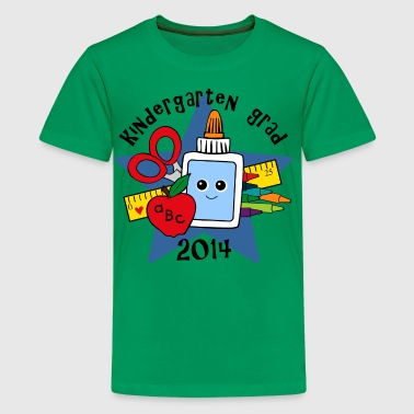 School Supplies K-Grad 14 - Kids' Premium T-Shirt
