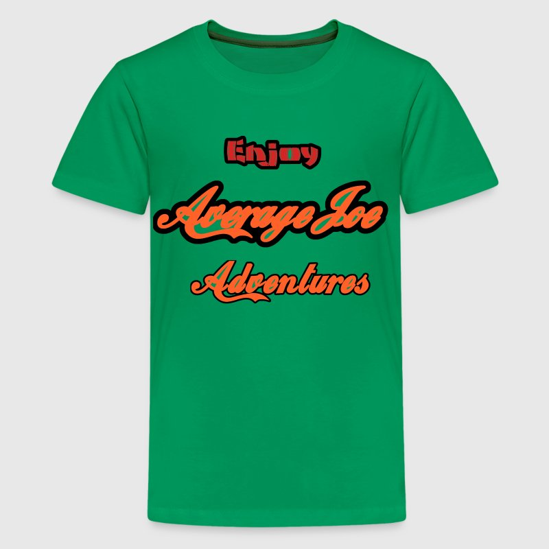 Average Jo 1st t shirt - Kids' Premium T-Shirt