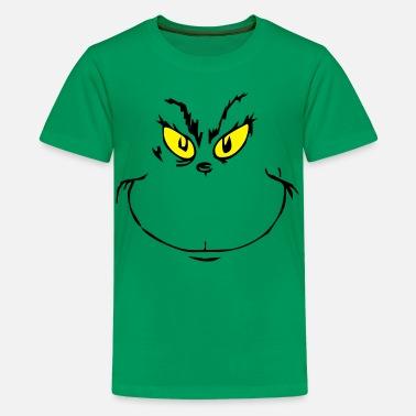 4416701f84c7e Shop Grinch T-Shirts online   Spreadshirt