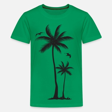 Beach beach - Kids' Premium T-Shirt