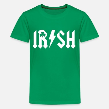 Irish Metal METAL IRISH - Kids' Premium T-Shirt