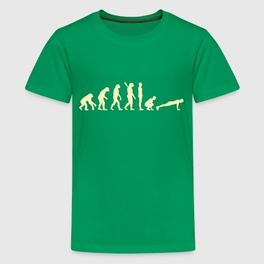 Burpees - Kids' Premium T-Shirt