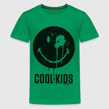 SmileyWorld Cool Kids - Kids' Premium T-Shirt