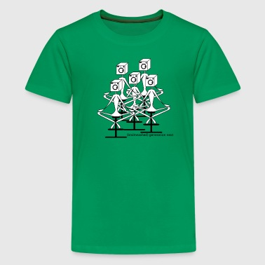 brainwashed generation next - Kids' Premium T-Shirt