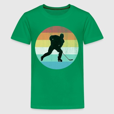 Hockey Goalie Ice Hockey - Kids' Premium T-Shirt