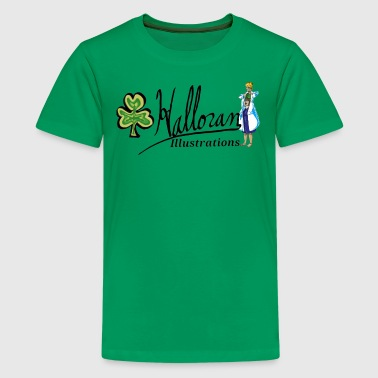 Halloran Illustrations 2 - Kids' Premium T-Shirt