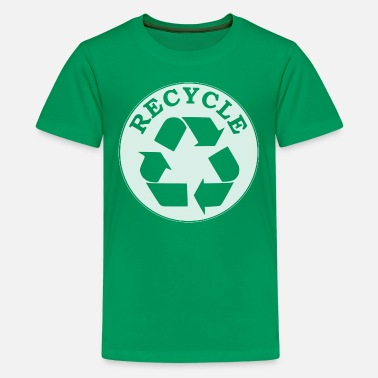 Recycle Recycle - Kids' Premium T-Shirt