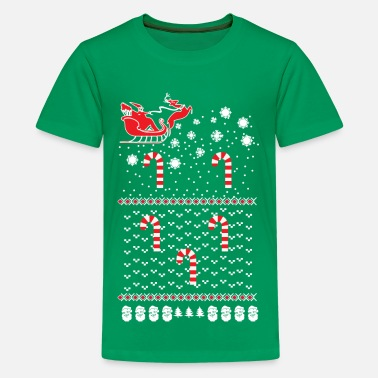 Ugly-sweater UGLY SWEATER - Kids' Premium T-Shirt