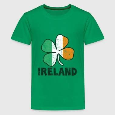 Ireland - Kids' Premium T-Shirt