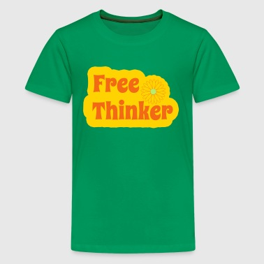 Free Thinker - Kids' Premium T-Shirt