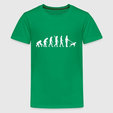 German Shorthaired Pointer - Kids' Premium T-Shirt